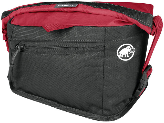 Mammut Boulder Chalk & Boulder Bags red/black